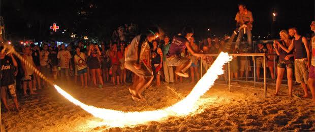 Tailandia - Fiesta de la luna llena
