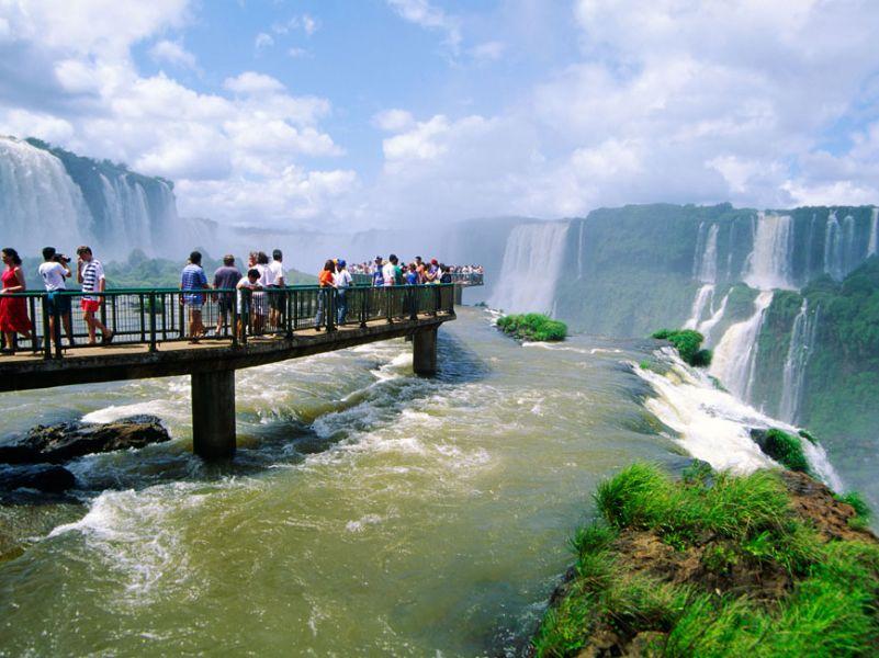 Paquete a Cataratas del Iguazu