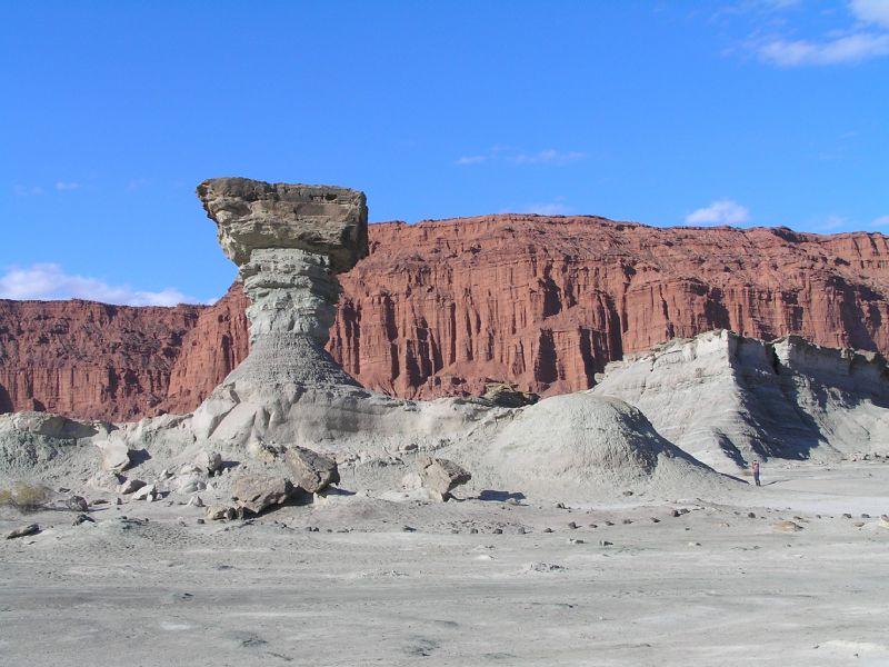 Viaje a Valle de la Luna / Talampaya