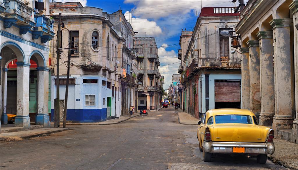 Paquete a La Habana / Varadero