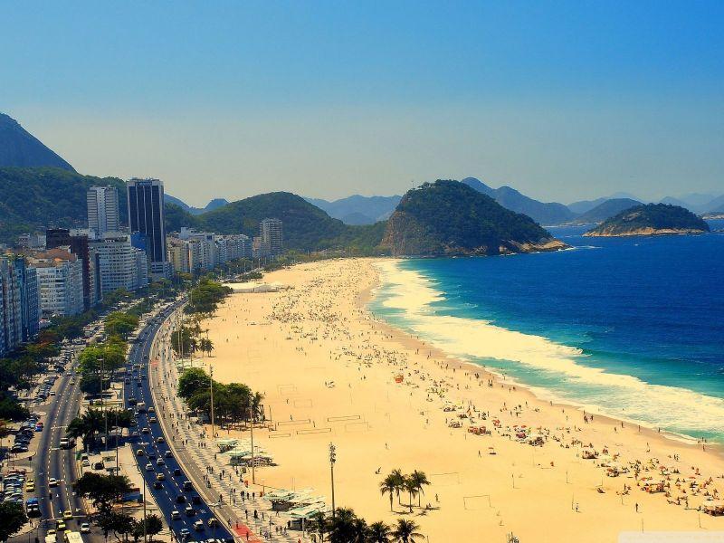 Viaje a Rio de Janeiro