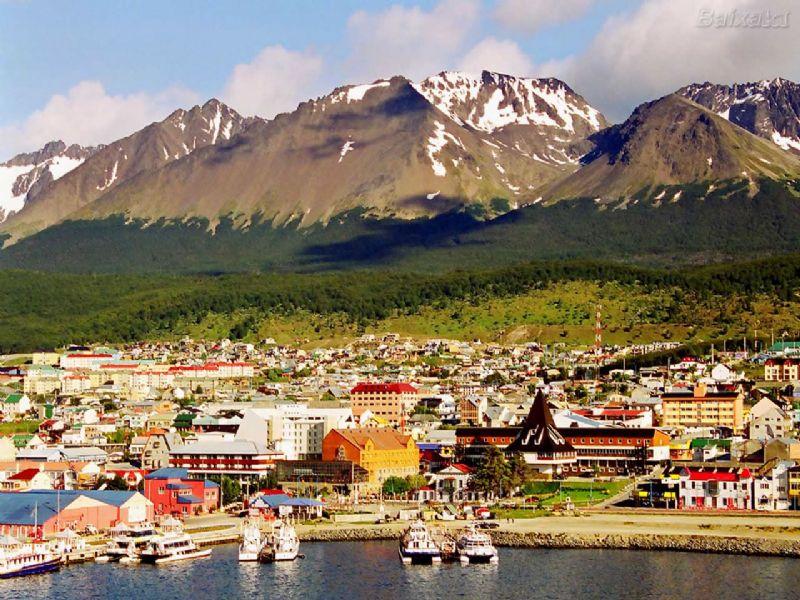 Viaje a Ushuaia